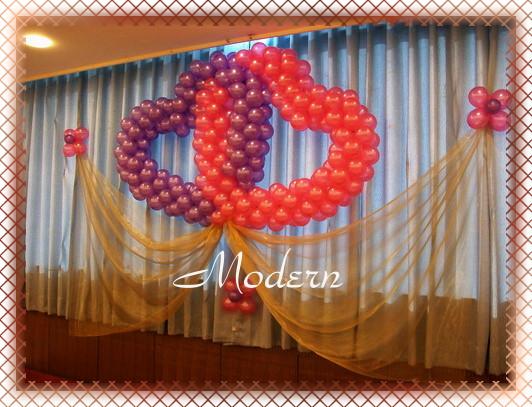 派對 造型 氣球 哪裡 買 氣 球路 跑 夢 時代 氣球 ...